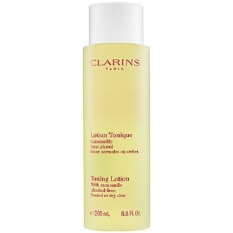 Price Clarins Toning Lotion With Camomile Normal Or Dry Skin 400Ml Clarins Original