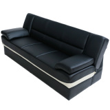 Buy Cheap Blmg Clever Torino Sofabed Black Free Delivery