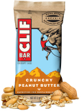 For Sale Clif Bar Energy Bar Crunchy Peanut Butter 12 Pack With Free Gift