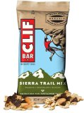Cheaper Clif Bar Energy Bar Sierra Trail Mix 12 Pack With Free Gift