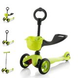 Store Cmax 3In1 Flashing Led Wheels Kids Scooter Green Oem On Singapore