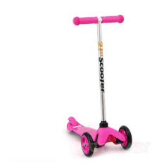 Cmax Mini Kids Scooter With Flashing Led Wheels Pink Reviews