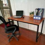 Sale T120 Dark Brown Computer Table Study Table Pc Table Office Table Computer Desk Study Desk Office Desk Pc Desk Oem On Singapore
