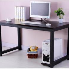 Review T80 Black Computer Table Study Table Pc Table Office Table Computer Desk Study Desk Office Desk Pc Desk Oem