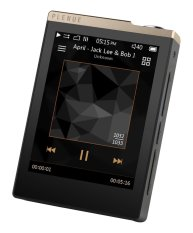 New Cowon Plenue D 32Gb High Res Music Player Black Gold