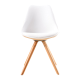 Best Price Blmg Cushion Jellya Chair 2Pc Set White Free Delivery