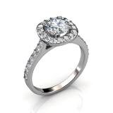 Purchase Cushy Ring Crystals From Swarovski® Online