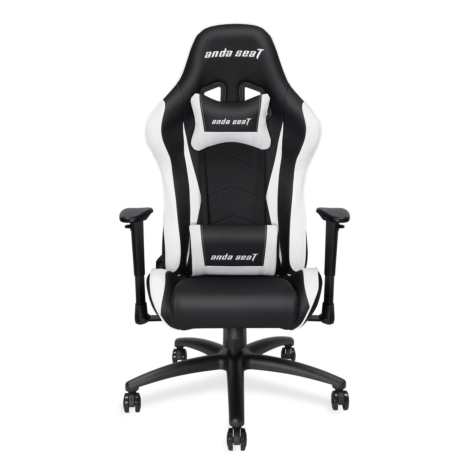Anda Seat Axe Series Racing Style Gaming Chair,High Back Computer Chair with Lumbar Support Headrest