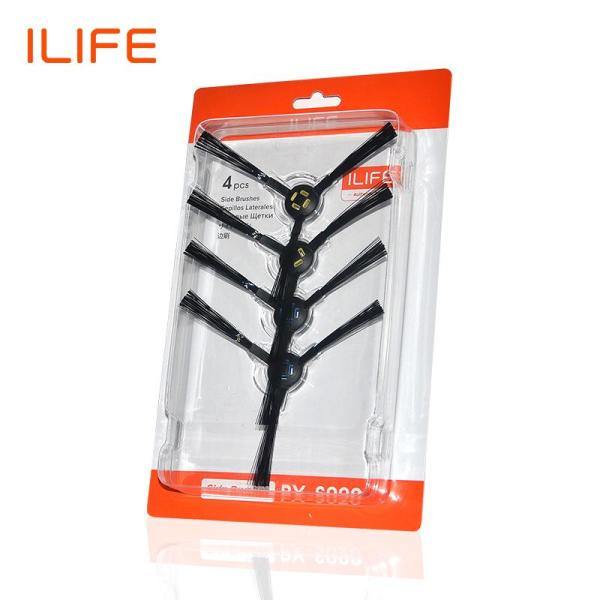 Replacement Kits for ILIFE V8s Robot Vacuum Cleaner Side Brushes Singapore
