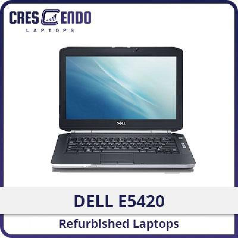 [Refurbished] Dell E5420 Laptop / 14in / i5 / 4GB RAM / 500GD HDD / Windows 7 / 1 Month Warranty