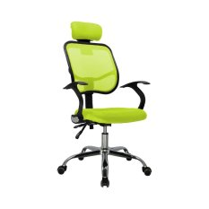 Price D05 High Back Office Chair Green Singapore