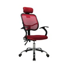 Compare Prices For D05 High Back Office Chair Red