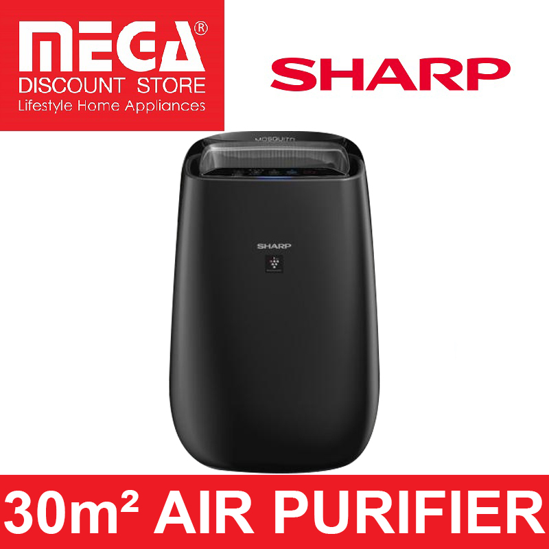 SHARP FP-JM40E-B 30m² AIR PURIFIER WITH MOSQUITO CATCHER Singapore