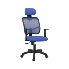 Cheap D05A Office Chair Blue