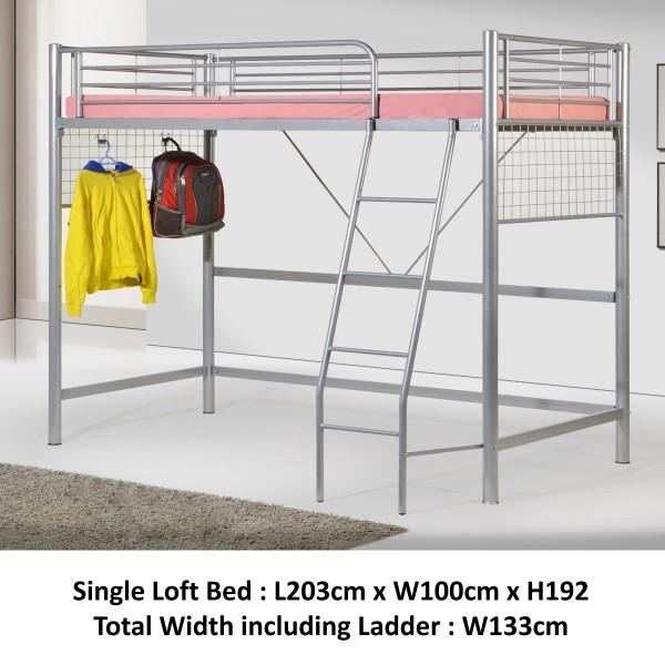 JOJO Loft Bed