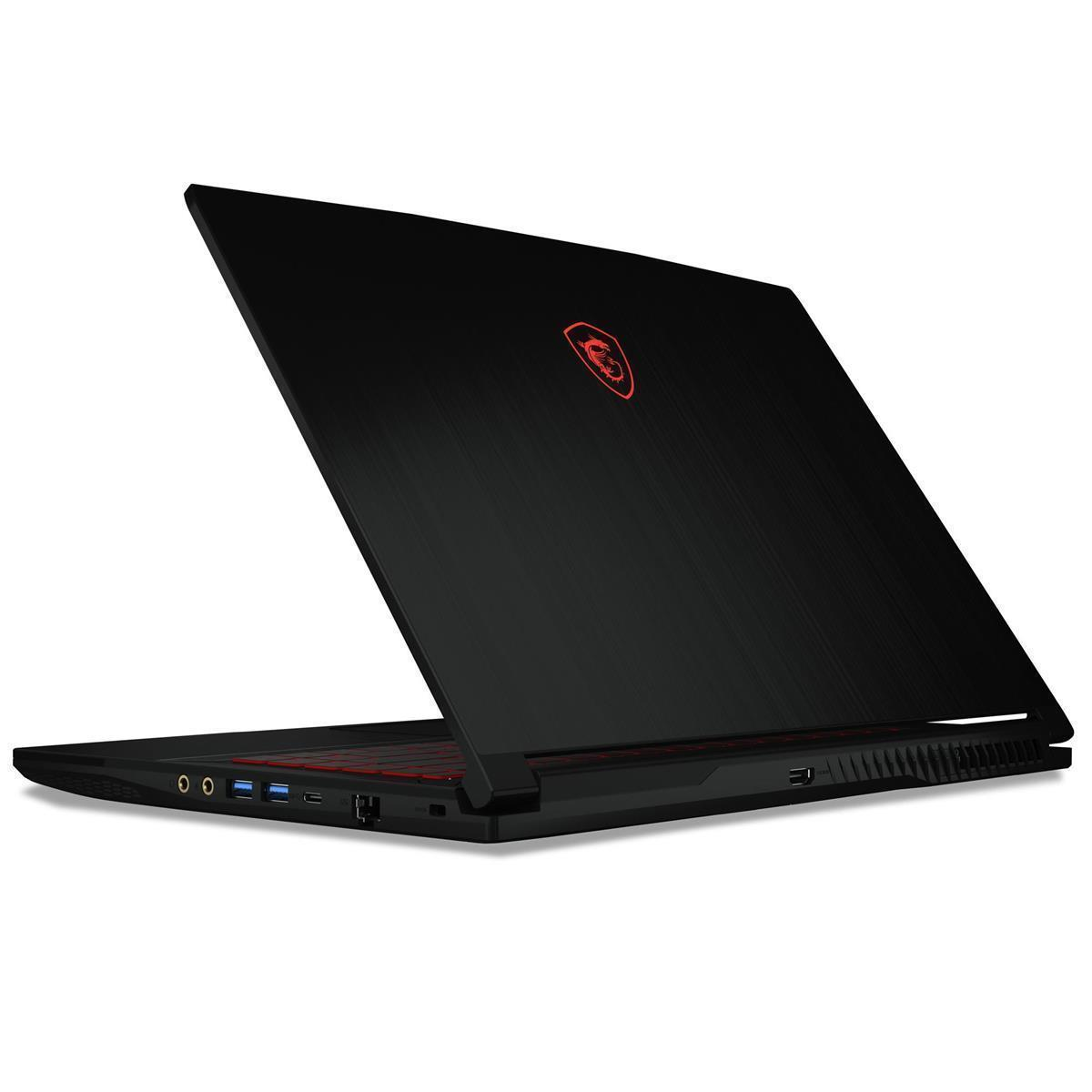 MSI GF63 15.6 Full HD Gaming Laptop i5 8300H 2.30GHz 8GB RAM 256GB SSD GTX 1050