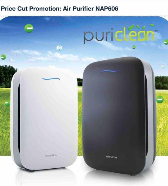 Novita Air Purifier NAP 606 Singapore
