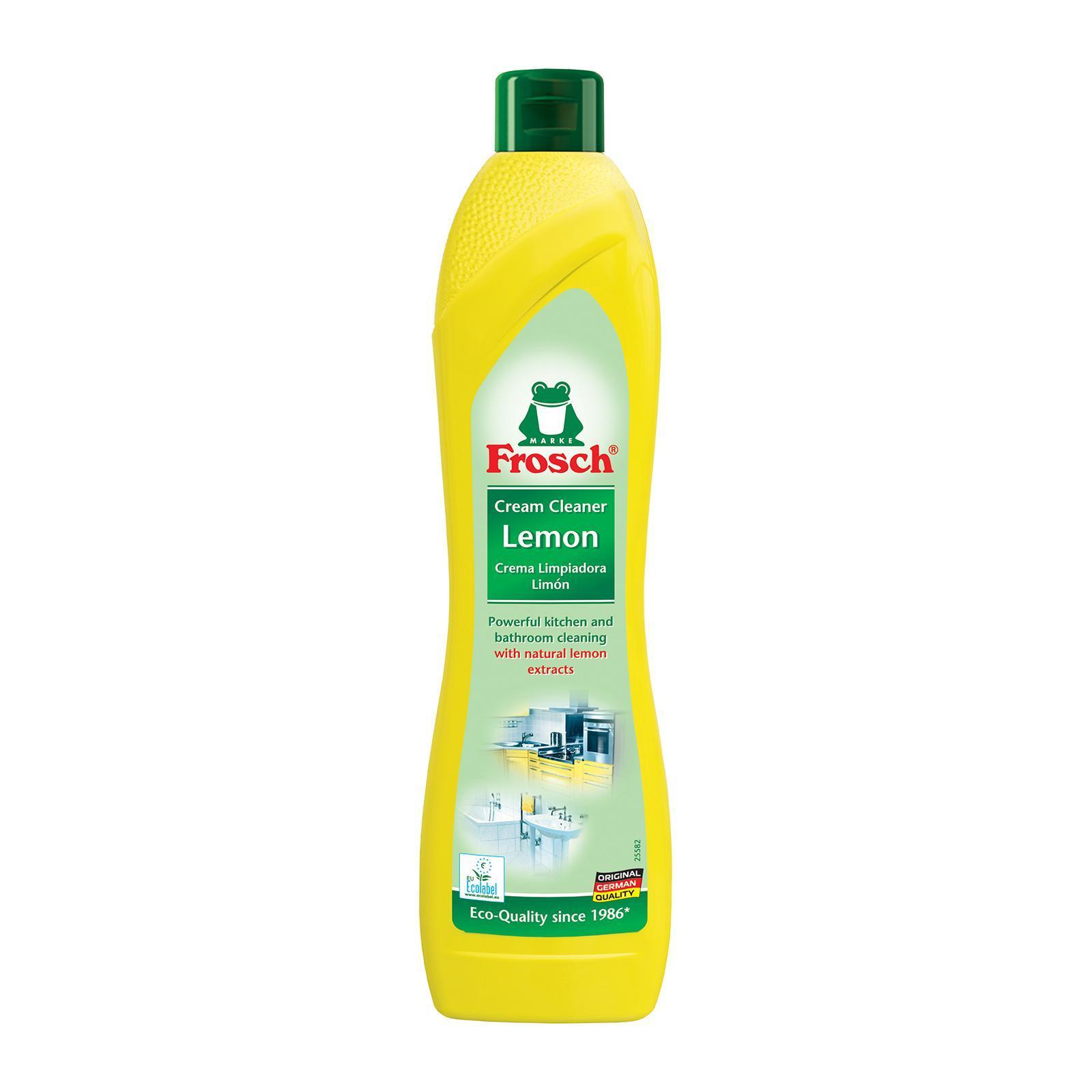 Frosch Lemon Cream Cleaner 500 ML