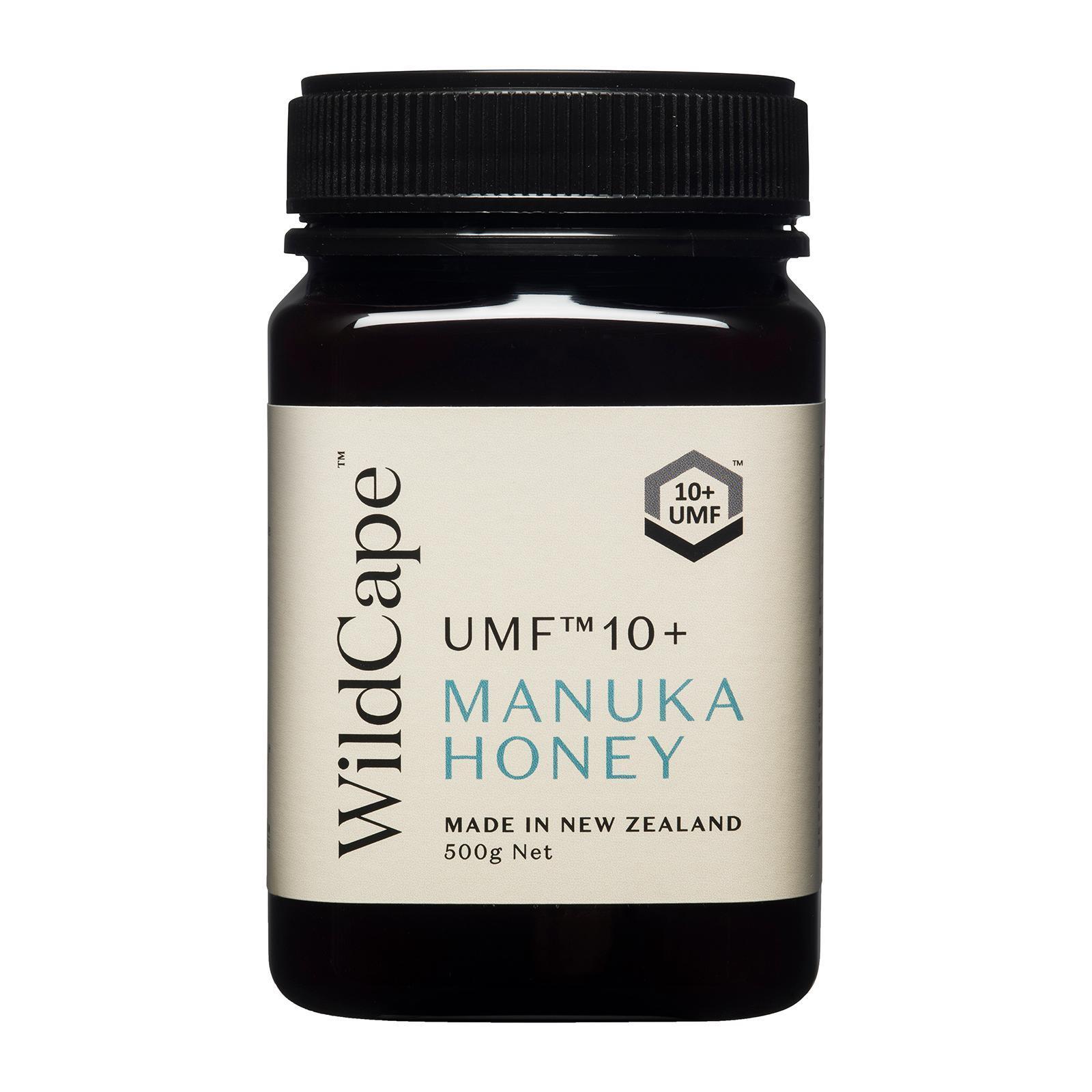 WildCape Manuka Honey UMF 10+ - By Nature's Nutrition