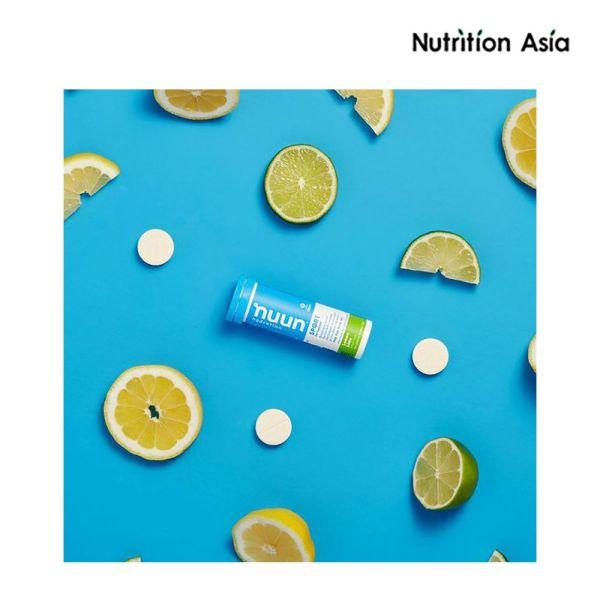 Buy Nuun Hydration Electrolytes (Lemon Lime) Box of 8 Tubes Singapore