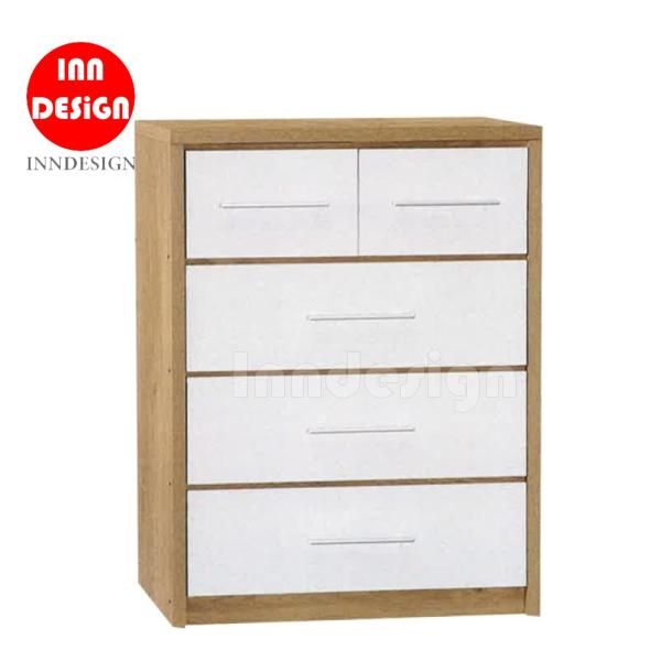ELISA Chest of Drawer (Free Delivery and Installation) - 3 Colours Available