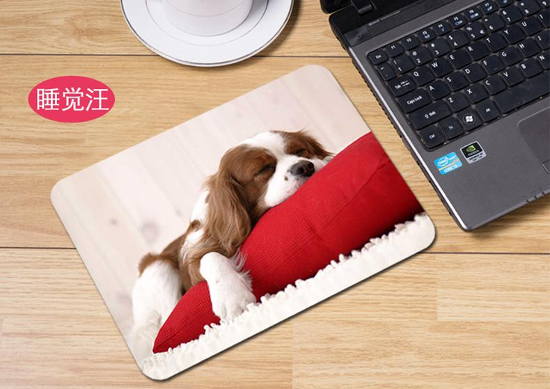 Cute Office Mouse Pad 19 x 22CM for PC/ Laptop  / waterproof