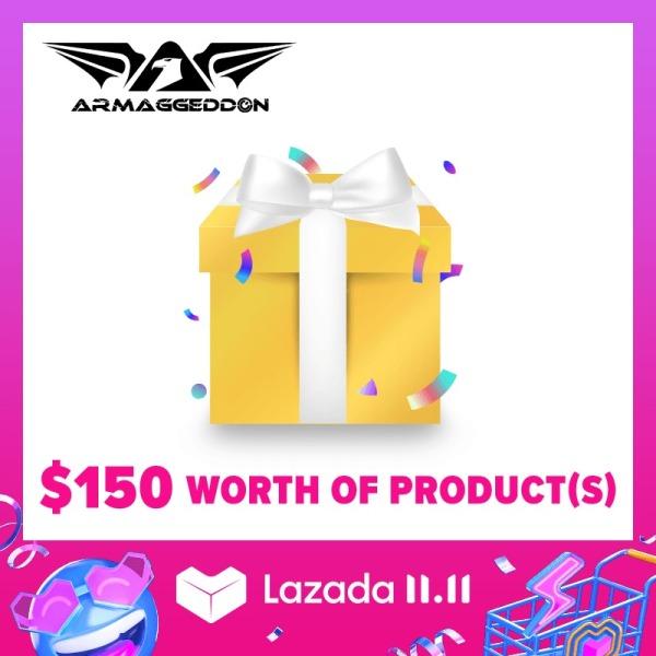 Lazada X Armaggeddon Accessories Surprise Box 2 [Armaggeddon 10th Anniversary Exclusive] Singapore