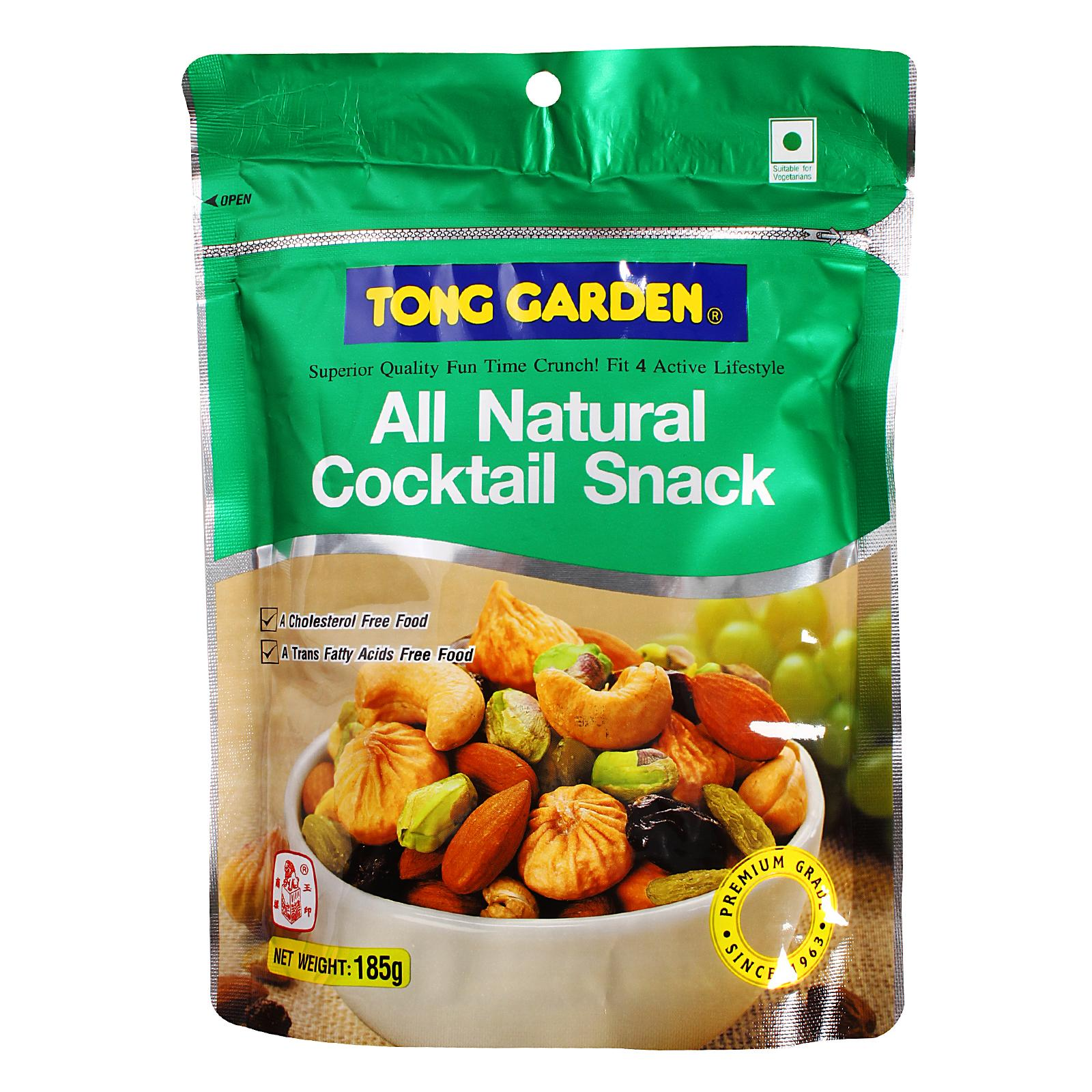 TONG GARDEN All Natural Cocktail Snacks 160g