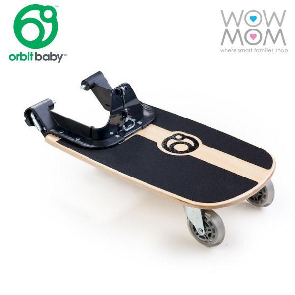 Orbit Baby Sidekick™ Stroller Board - Wood Singapore