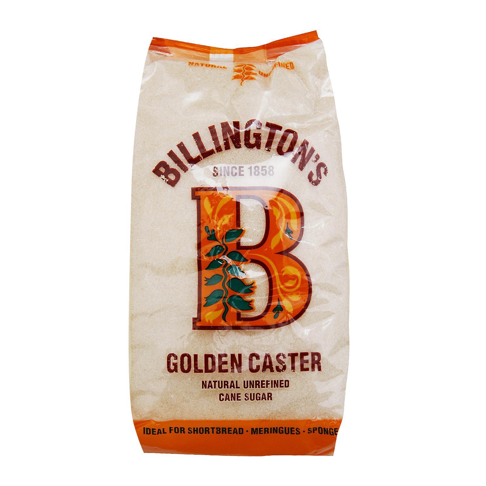 Billingtons Golden Caster Unrefined Cane Sugar By Redmart.