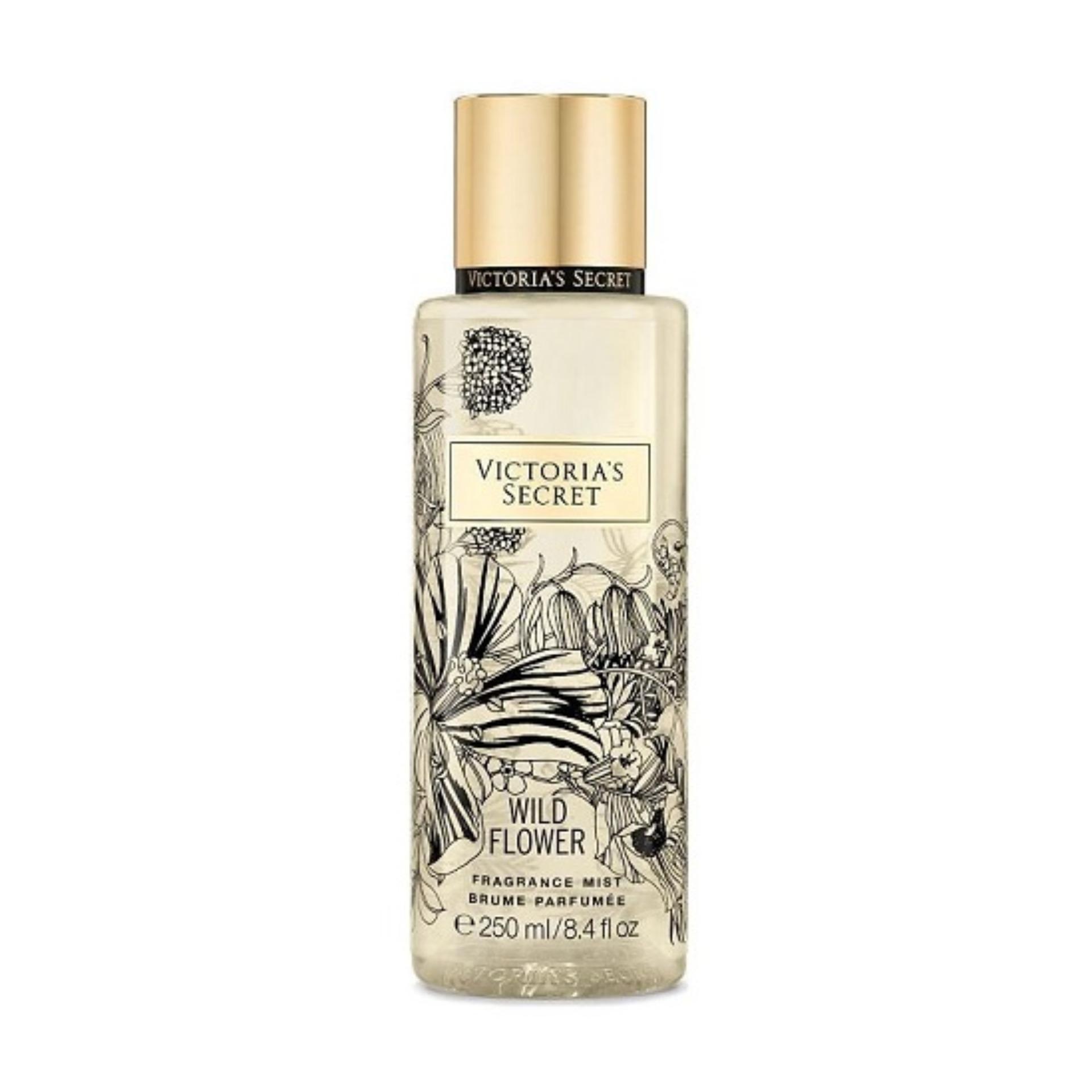 9015b951fe1 Wild Flower by Victoria's Secret for Women Fragrance Mist 250ml
