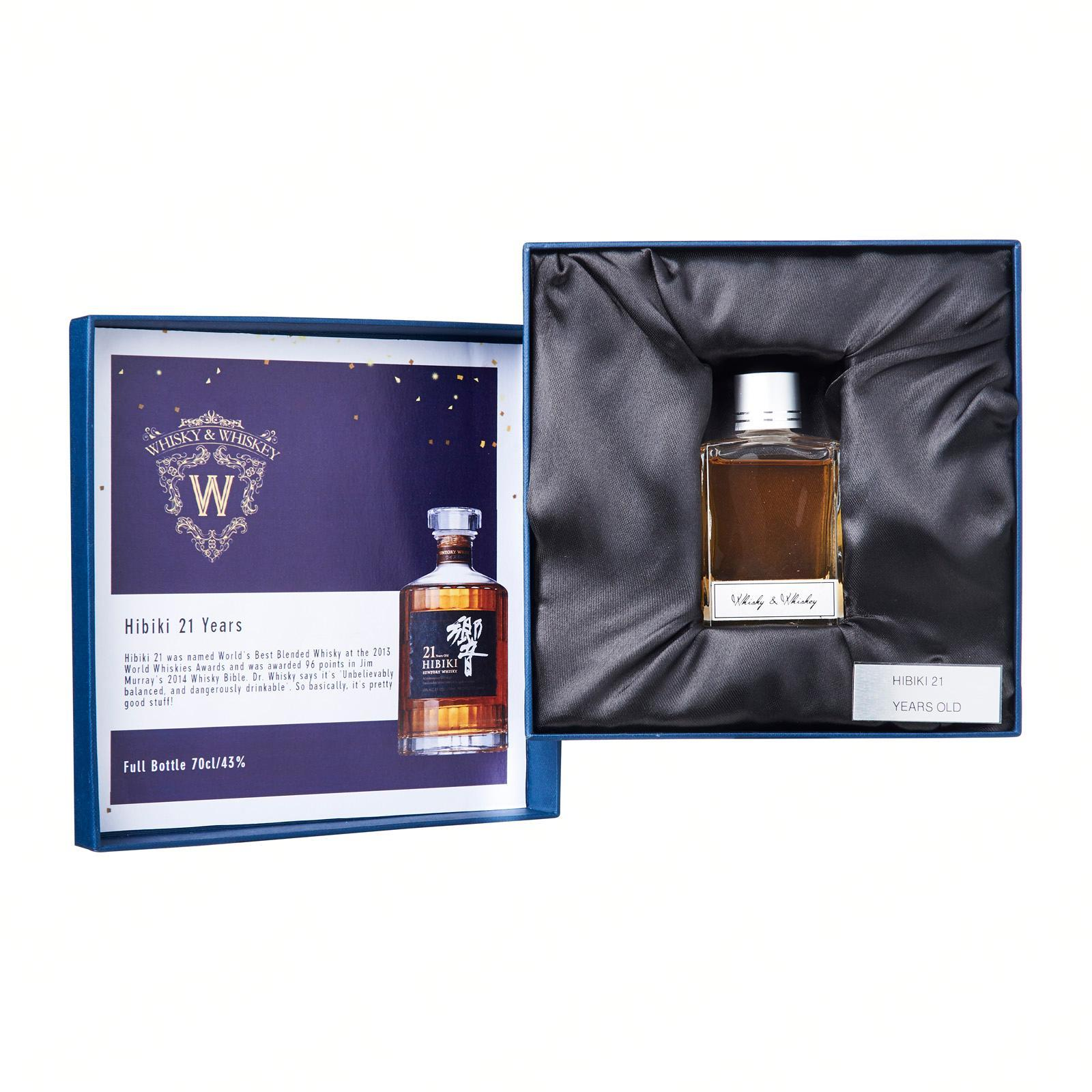 Hibiki Dram Set For Hibiki 21 Years Whisky - By The Liquor Shop Singapore