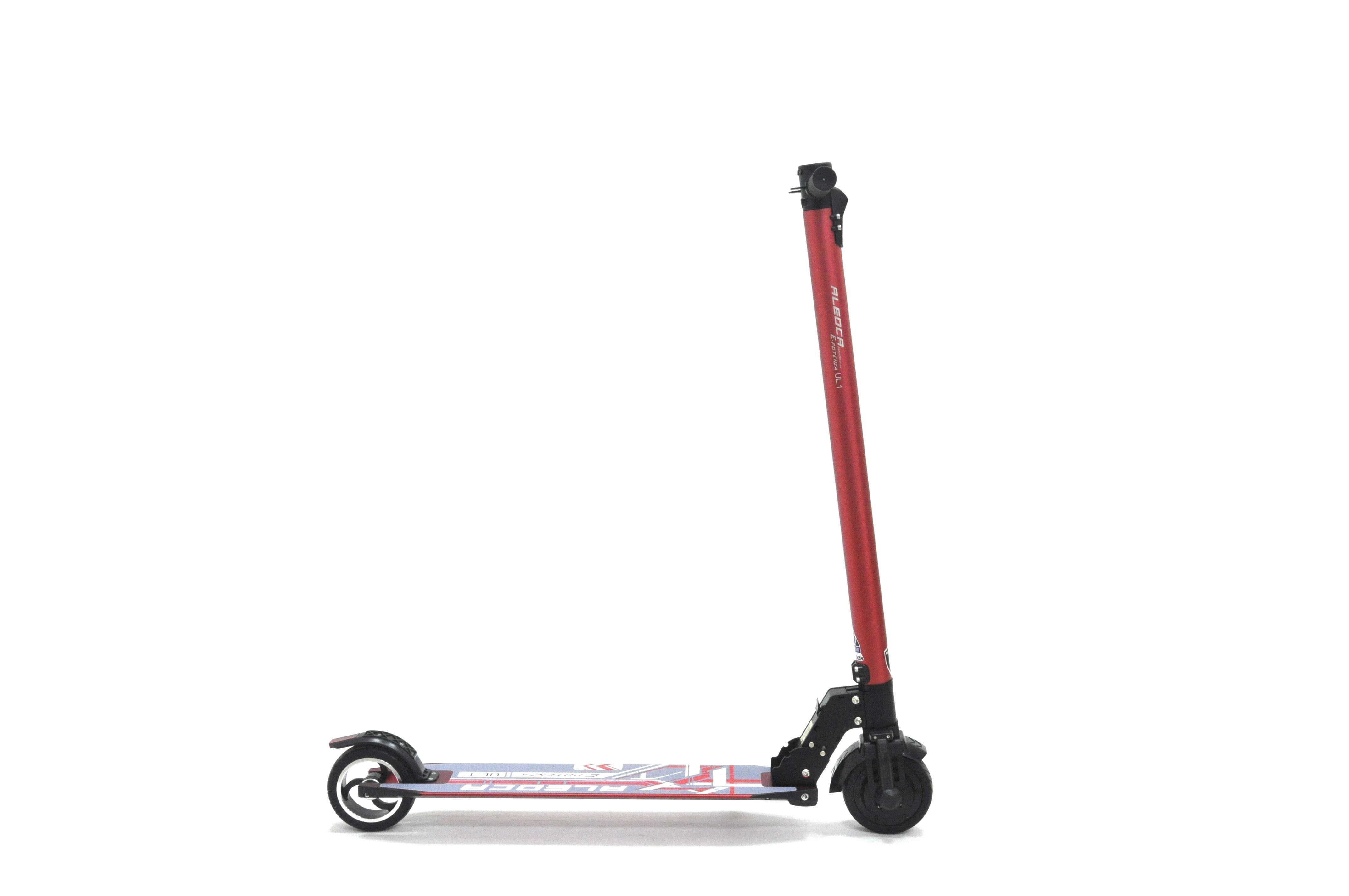 Aleoca E-Potenza Alloy Electric Scooter U2272 LTA Compliant