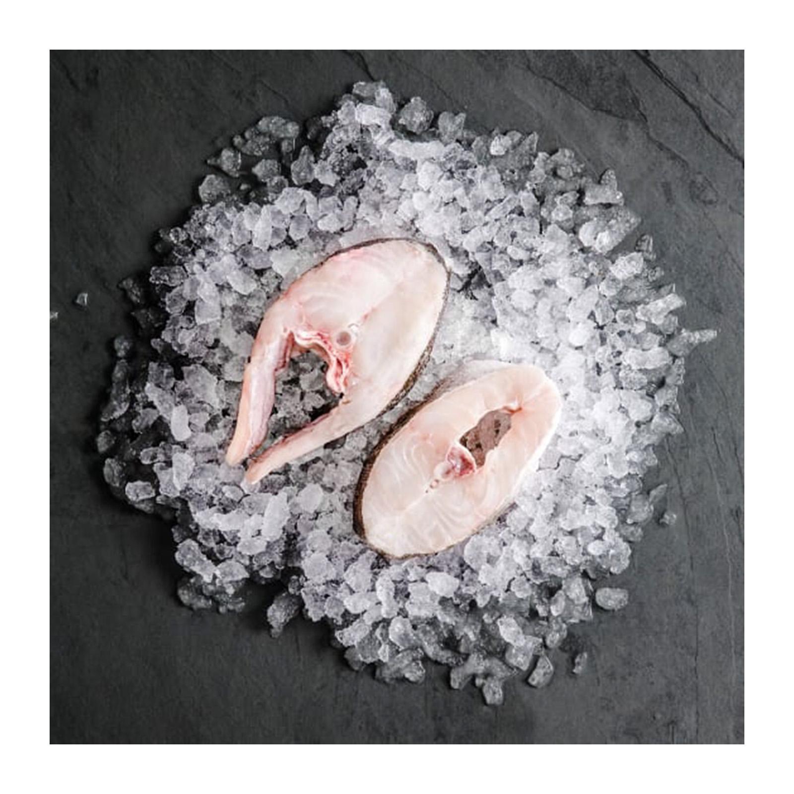 Catch Seafood Family Pack Atlantic Cod Steak Bone In 1kg- Frozen