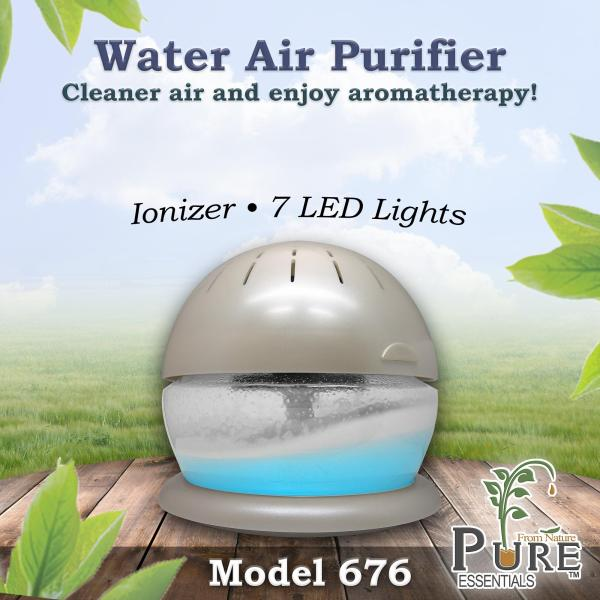 Pure™ Water Air Purifier 676 Singapore