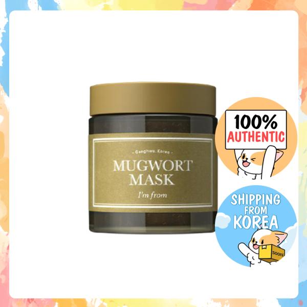 Buy [IM FROM] Mugwort Mask 110g Beauty Skin Care Face Mask Packs Singapore