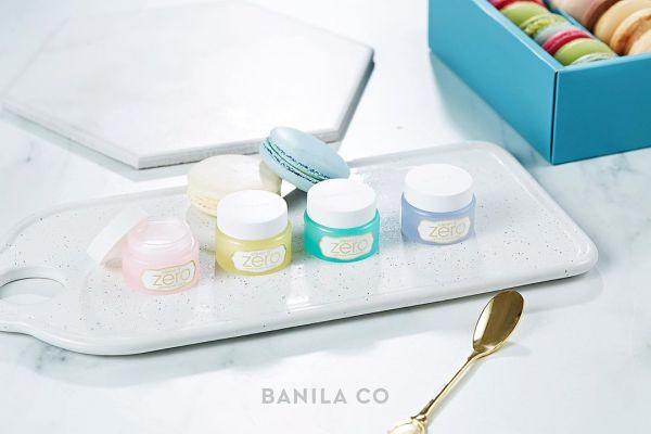 Buy BANILA CO Clean it Zero Cleansing Balm SetMacaronEdition - 7ml*4 Singapore