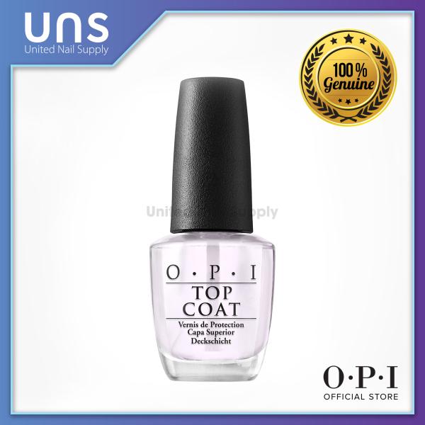Buy OPI Nail Polish - OPI Top Coat 15ml [NTT30] Singapore