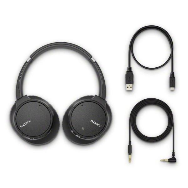 Original Sony WH-CH700N/H Wireless Bluetooth Noise Cancelling Headphones - Grey Singapore
