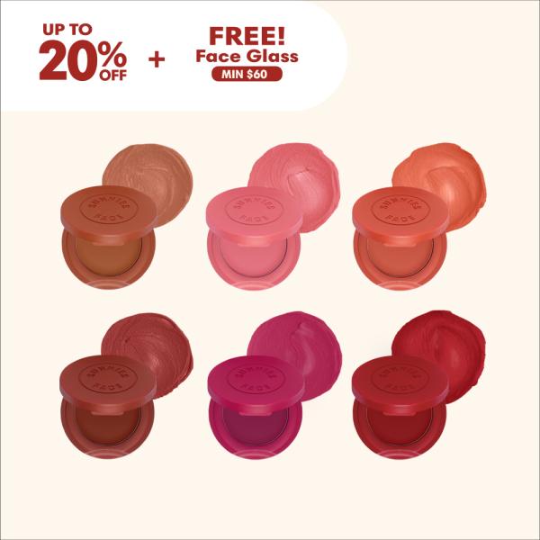 Buy Sunnies Face Airblush [Cream Blush & Cheek Tint] Singapore