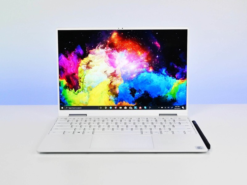 [New Arrival 2020] New XPS 13 2-in-1  pen (7390)10th Gen i7-10710U Processor (6 Core,  16GB RAM 512GB SSD 13.3 UHD+ (3840 x 2400) 16:10 /WLED touch display, Silver machined aluminum  Windows 10 professional 64bit  1 YEAR ONSITE WARRANTY BY DELL,
