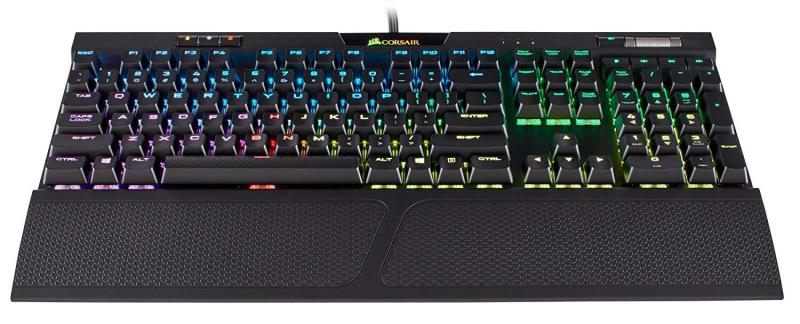 K70 RGB MK.2 Mechanical Gaming Keyboard — CHERRY® MX Singapore