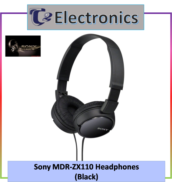 Sony MDR-ZX110 Headphones - T2 electronics Singapore