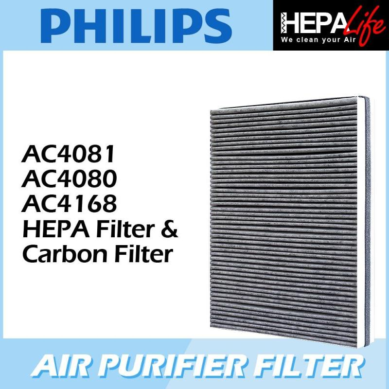 PHILIPS AC4080 AC4081 AC4168 AC4155 Compatible Hepa & Carbon Filter Singapore