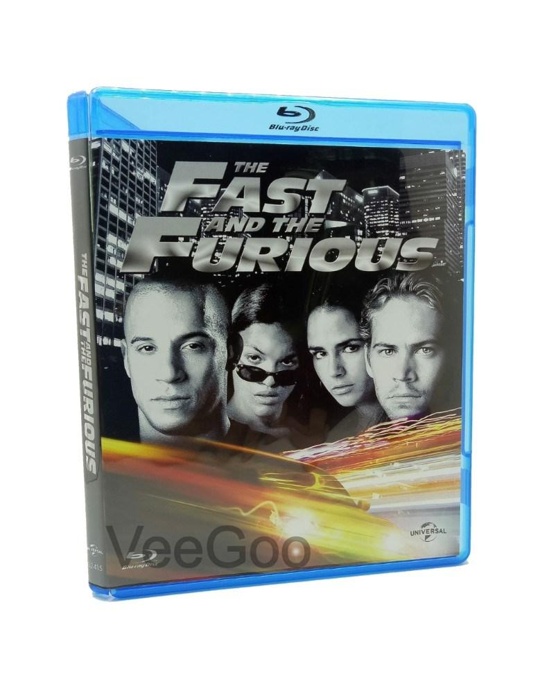 THE FAST AND THE FURIOUS BD (NC16/RA)