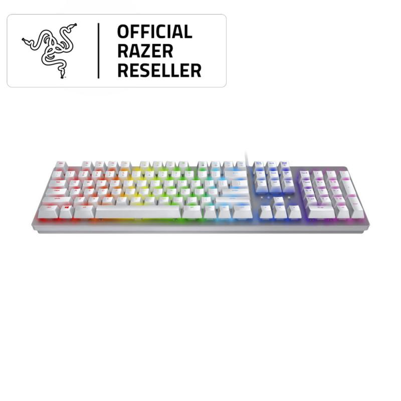 Razer Huntsman - Opto-Mechanical Gaming Keyboard - Mercury Singapore