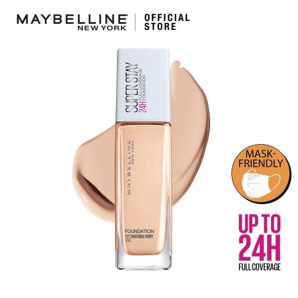 Buy Maybelline Superstay Full Coverage Foundation Singapore
