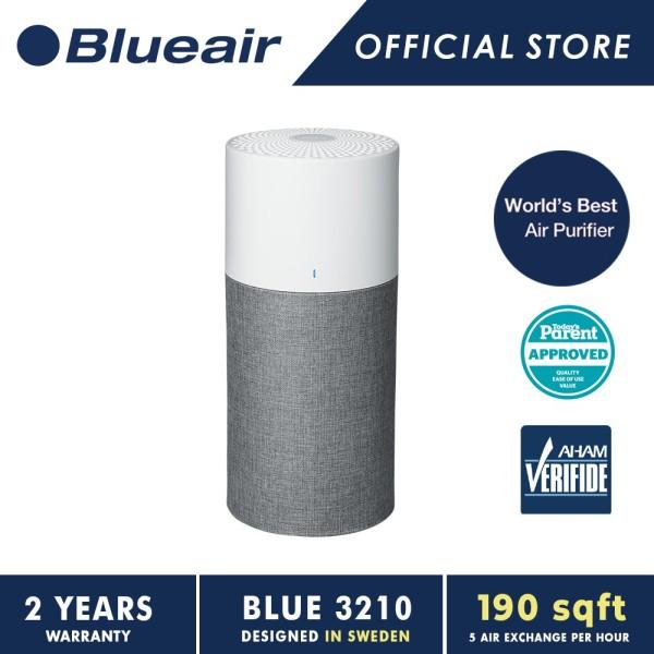 Blueair Blue 3210 / Blue Pure 411 Auto Air Purifier Singapore