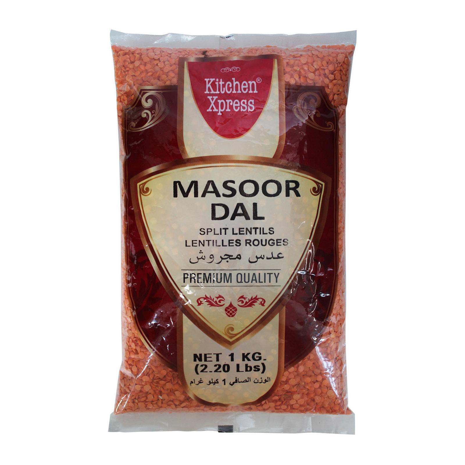 Kitchen Xpress Masoor Dal - By Dashmesh