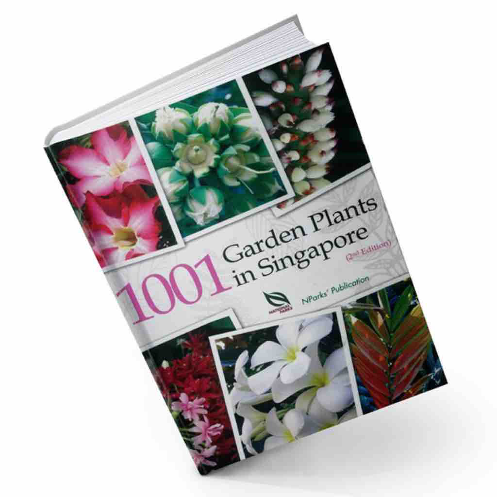 Book - 1001 Plants in Singapore